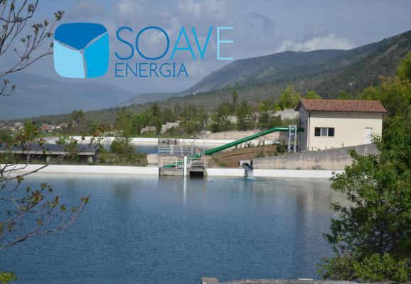 centrale idroelettrica sulmona santa lucia soave