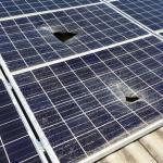Smaltimento moduli fotovoltaici