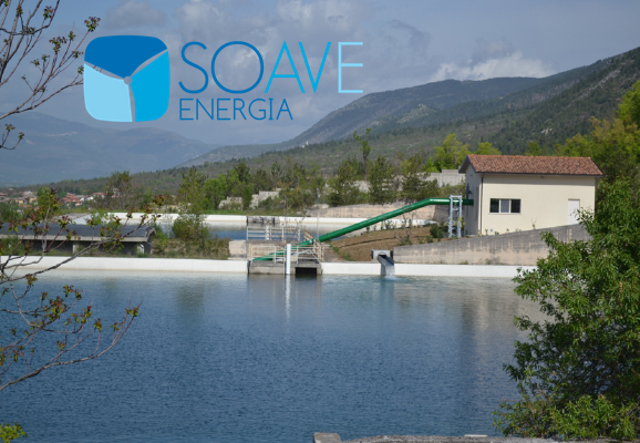 Centrale idroelettrica Santa Lucia